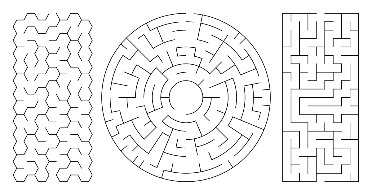 DIY Mazes for Kids (Free Download &amp- Templates) | June Mee